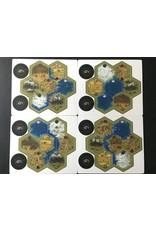 Stonemaier Games jeu board game Scythe Modular Board (EN)