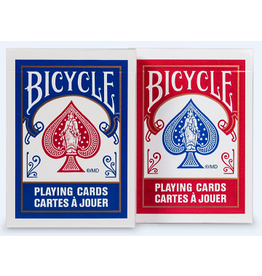 Bicycle Poker PRECOMMANDE