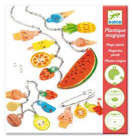Djeco Plastique magique / Gourmandises acidulées