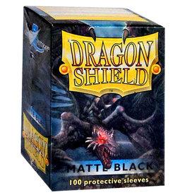 Dragon Shield Dragon Shield Sleeves Matte Black 100 pack
