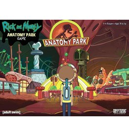Cryptozoic Rick and Morty - Anatomy Park Game (EN)