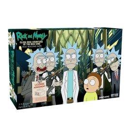 Rick and Morty - Deckbuilding Game (EN)