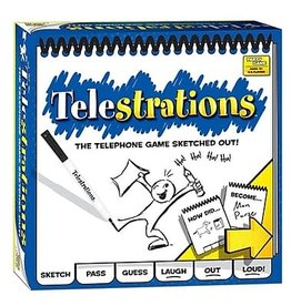 USAOPOLY Telestrations 8 Player (EN)