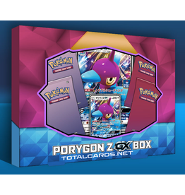 Pokemon Porygon-Z GX Box PRECOMMANDE