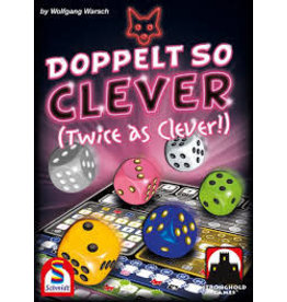 Stronghold Games jeu board game Twice As Clever