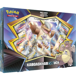 Pokemon Kangaskhan-Gx
