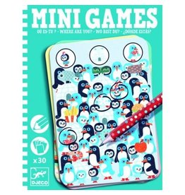 Djeco Mini Games - Où es-tu?
