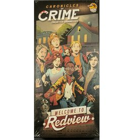 Lucky Duck Chronicles of Crime - Welcome to Redview (FR)