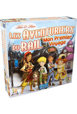 Days of Wonder Aventuriers du rail: Mon Premier voyage - Europe
