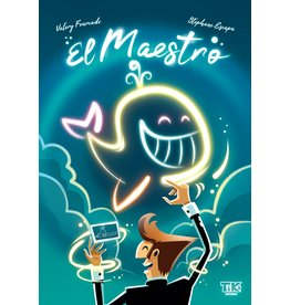 TIKI éditions El Maestro