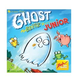 Zoch Ghost Blitz Junior (FR/EN)