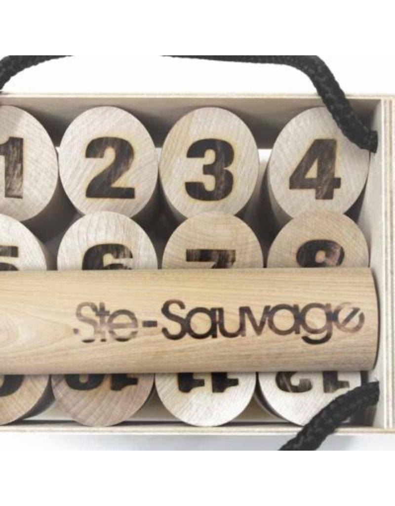 Ste-Sauvage Ste-Sauvage - Boite bois (FR/EN)