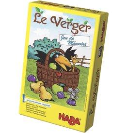 Haba Le Verger - Jeu de mémoire (FR/EN)