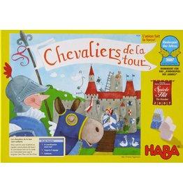 Haba Chevaliers de la Tour, l'union fait la force (FR)