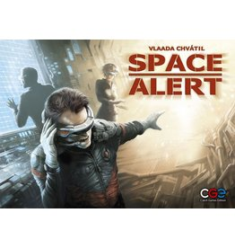 Iello jeu board game Space Alert (FR)