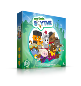 Matagot jeu board game My little Scythe (FR)