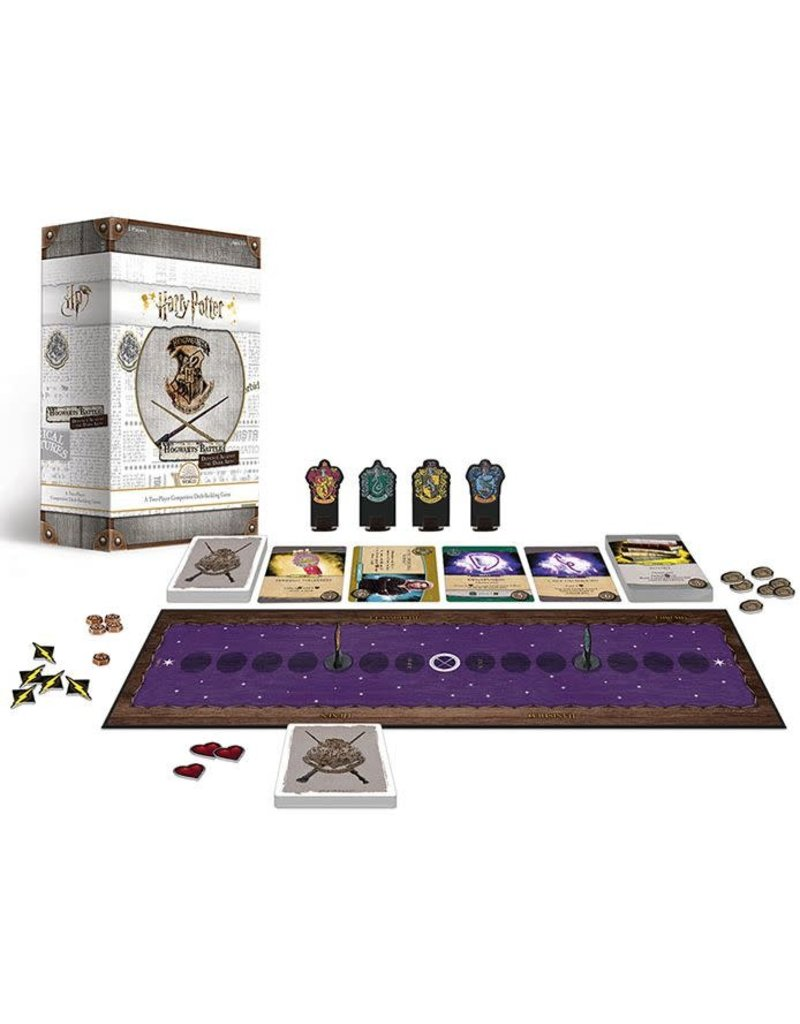 USAOPOLY Harry Potter Hogwarts Battle – Defence Against the Dark Arts