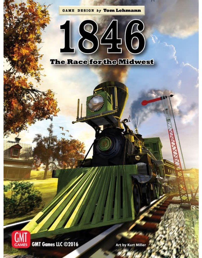 GMT 1846: The Race for the Midwest