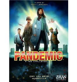 Z-man games Pandemic (EN)
