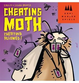 Zoch Cheating Moth