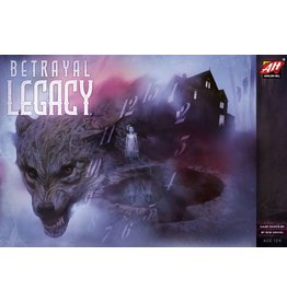 Avalon Hill Games Betrayal Legacy (EN)