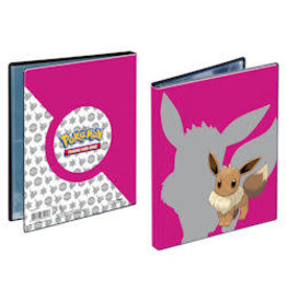 Ultra PRO Pokemon Eevee 2019 4-Pocket Portfolio