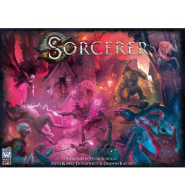 White Wizard Games Sorcerer (EN)