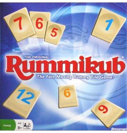 Pressman Toy Corp. Rummikub (FR/EN)