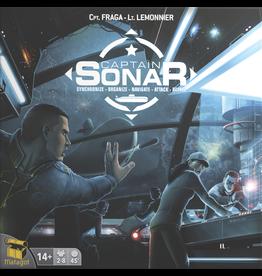 Matagot jeu board game Captain Sonar (FR)
