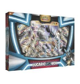 Pokémon Lucario Gx Box