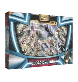 pokemon Pokémon Lucario Gx Box