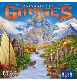 HUCH! Rajas of the Ganges (EN/FR)