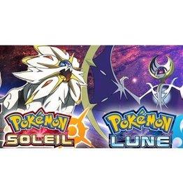 pokemon Pokémon Lune et Soleil (FR)