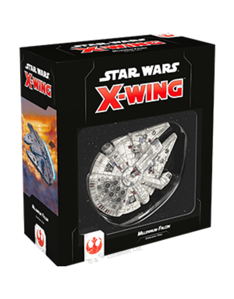 X-Wing 2nd Ed - Millenium Falcon (EN)
