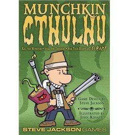 Steve Jackson Games Munchkin Cthulhu (EN)