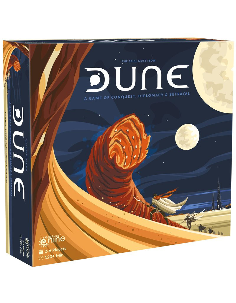 GaleForce nine Dune (EN) PRÉCOMMANDE