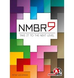 Z-man games NMBR 9 (EN)