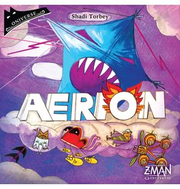 Z-man games Aerion - Collection Oniverse (EN)