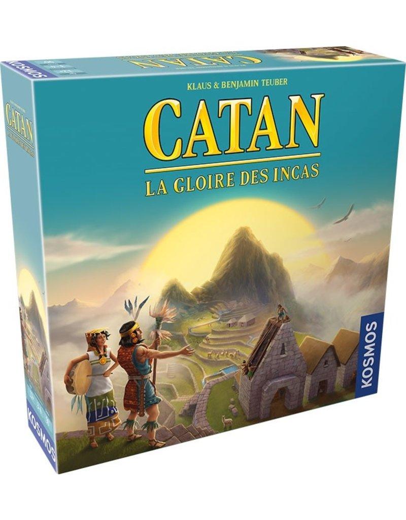 Kosmos Catan - La Gloire des Incas (FR)