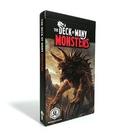 Deck of Many - Monsters 1 (EN)