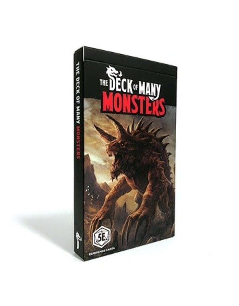 Deck of Many - Monsters 1 (EN)
