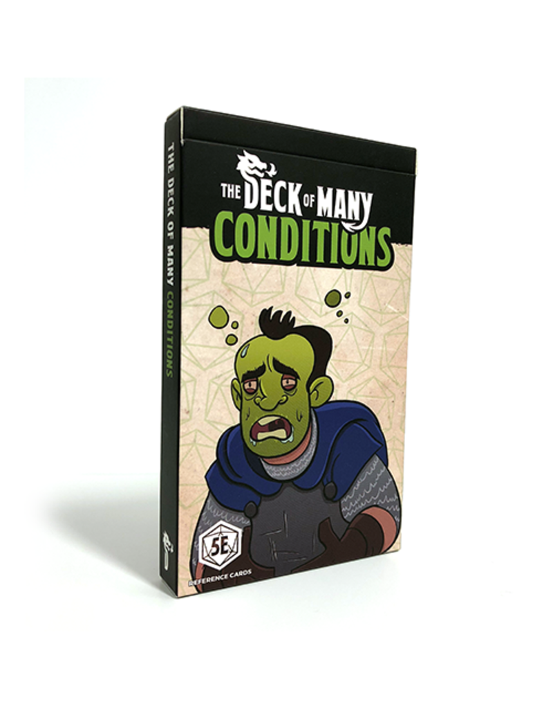 TDoM Deck of Many - Conditions