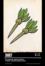 Deck of Many - Weapons (EN)