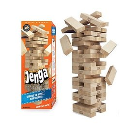 Jenga - Giant Genuine Hardwood