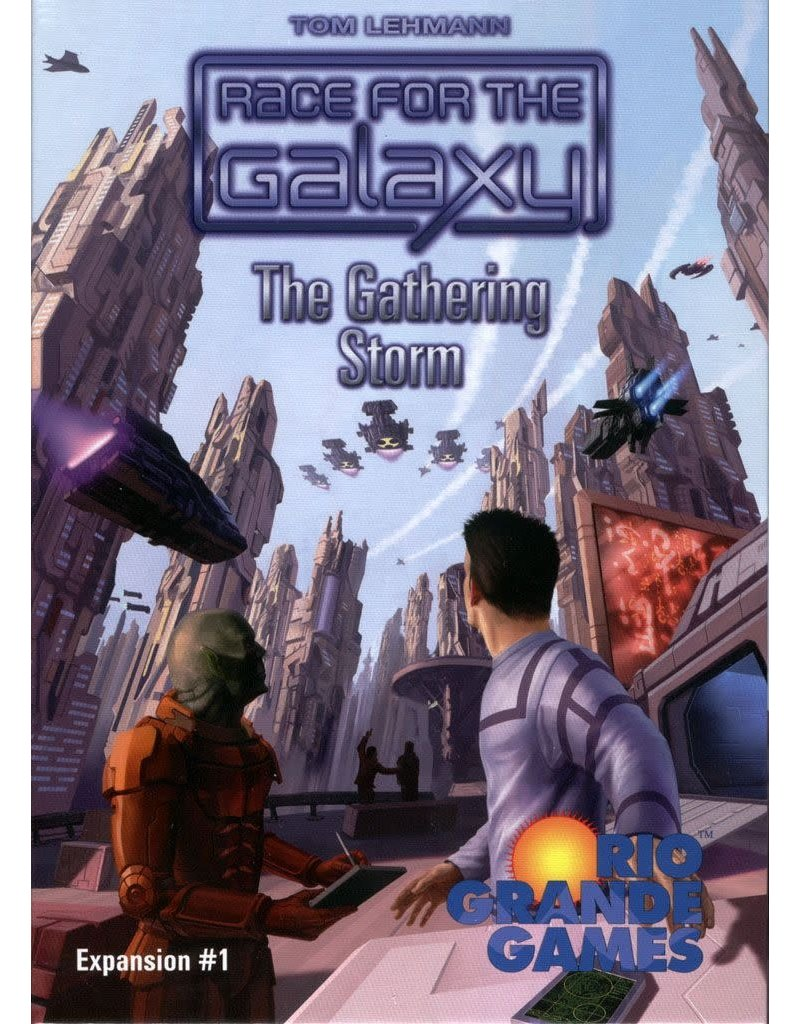 Rio Grande Games Race for the Galaxy - The Gathering Storm (EN)