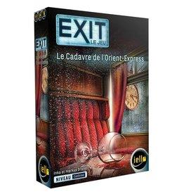 Iello jeu board game Exit - Le Cadavre de l'Orient Express (FR)