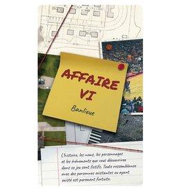 Iello jeu board game Détective - Affaire 6 (FR)