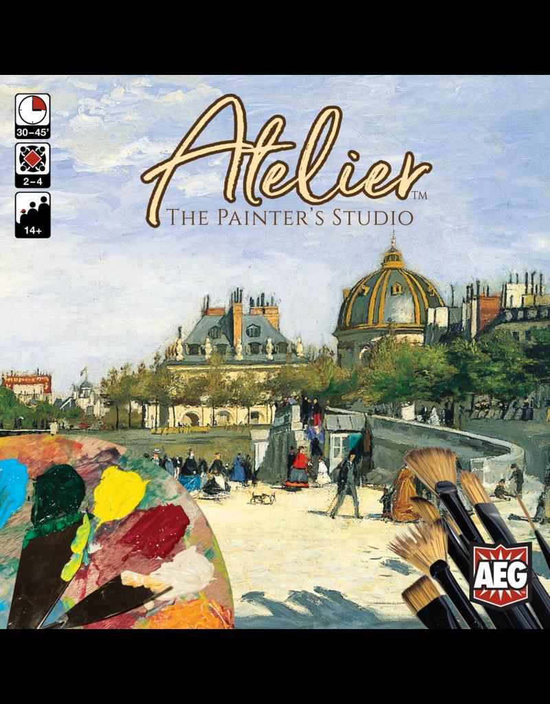 AEG Atelier - The Painter's Studio (EN)