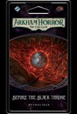 Asmodée Arkham Horror - Before the Black Throne (EN)