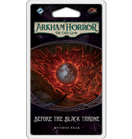 Asmodée Arkham Horror - Before the Black Throne (EN)